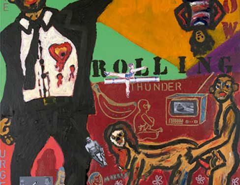 «Rolling Thunder» Sergio Muro