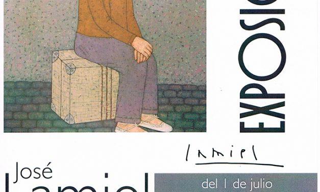 Exposición de José Lamiel