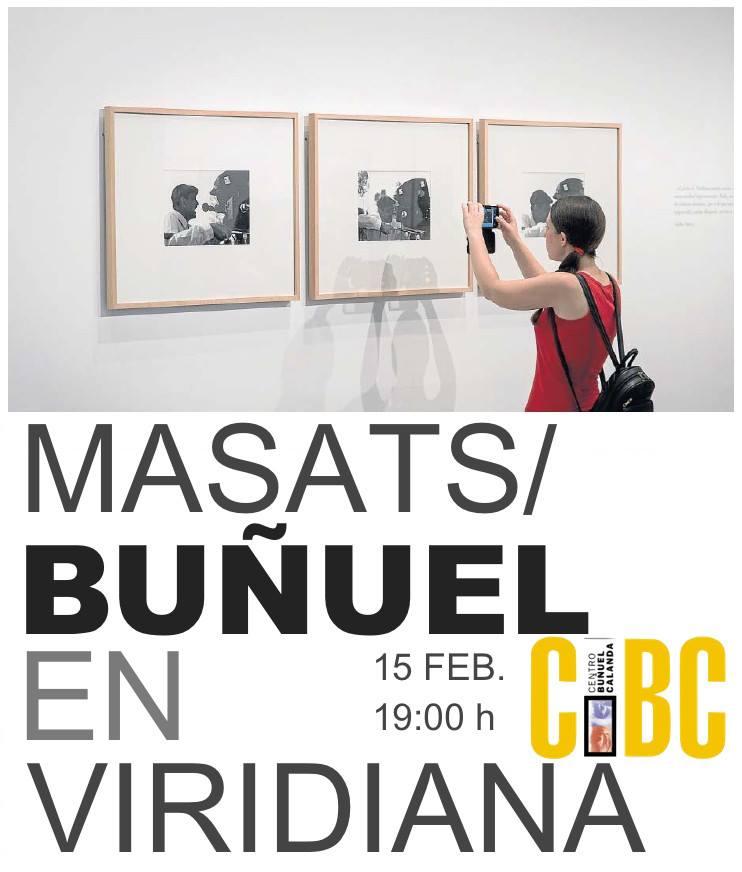 """Exposición """"MASATS. BUÑUEL EN VIRIDIANA"""""""