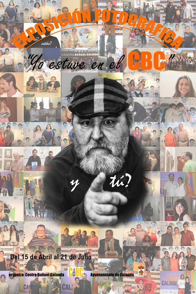 """Exposición """"Yo estuve en el CBC"""""""