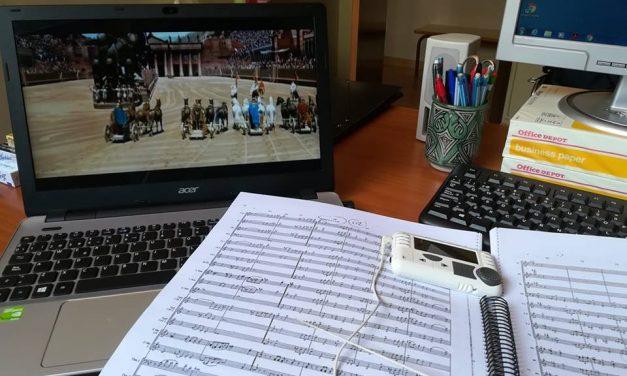 Concierto a cargo de la Banda Musical de la Asociación Gaspar Sanz de Calanda