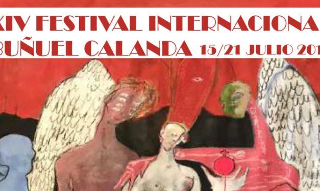 XIV FESTIVAL INTERNACIONAL BUÑUEL CALANDA