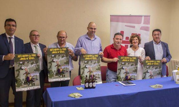 Mas de 60 establecimientos forman parte del Concurso Tapas Jamón de Teruel,