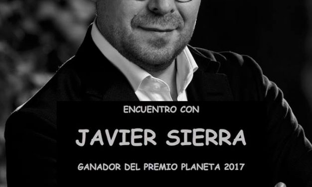 Javier Sierra en el Centro Buñuel