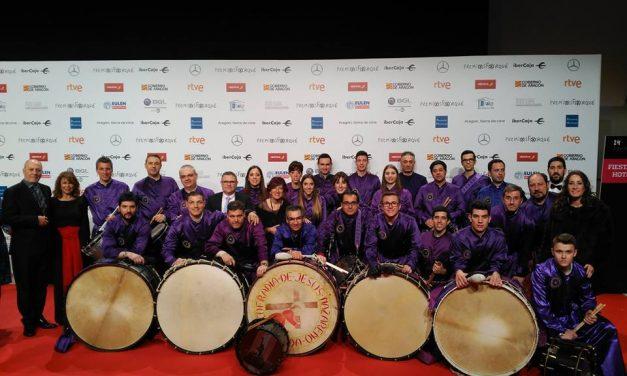 Los tambores de Calanda en los Premios Forqué, Calanda es Cine…