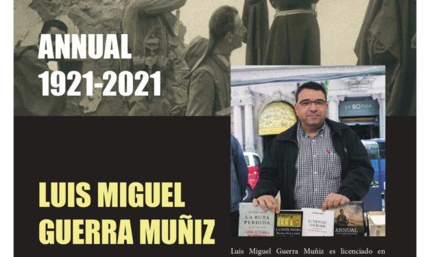 Conferencia «El desastre ANNUAL» por Luis Miguel Guerra